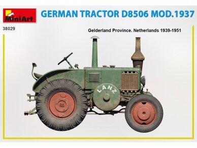 Miniart - German Tractor D8506 Mod.1937, 1/35, 38029 4