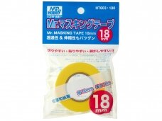 Mr.Hobby - Masking Tape 18mm, MT-603