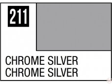 Mr.Hobby - MC-211 Chrome Silver, 10ml
