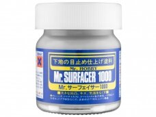Mr.Hobby - Mr. Surfacer 1000 (gruntas) 40ml, SF-284