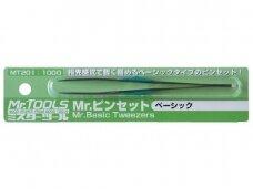 Mr.Hobby - Mr. Basic Tweezers, MT-201