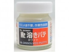 Mr.Hobby - Mr. Dissolved Putty (skystas glaistas) 40ml, P-119