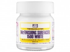 Mr.Hobby - Mr. Finishing Surfacer gruntas 1500 baltas, 40 ml, SF-291
