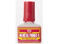Mr.Hobby - Mr. Metal Primer R gruntas metalui, 40 ml, MP-242