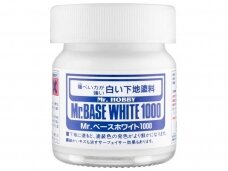 Mr.Hobby - Mr Base White 1000 (gruntas) 40ml, SF-283