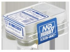 Mr.Hobby - Mr. Spare Bottle (10 ml) 6 pcs Set, SB-225