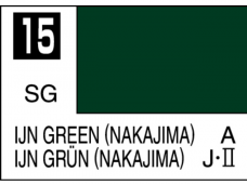 Mr.Hobby - Mr.Color C-015 IJN Green (Nakajima), 10ml