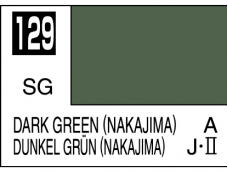 Mr.Hobby - Mr.Color C-129 Dark green (Nakajima), 10ml