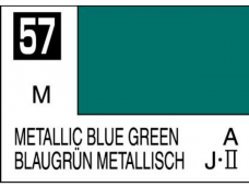 Mr.Hobby - Mr.Color C-057 Metallic blue green, 10ml
