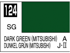 Mr.Hobby - Mr.Color C-124 Dark green (Mitsubishi), 10ml