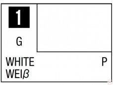 Mr.Hobby - Mr.Color C-001 White, 10ml