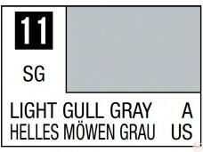 Mr.Hobby - Mr.Color C-011 Light Gull Gray, 10ml