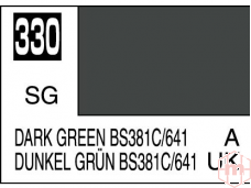 Mr.Hobby - Mr.Color C-330 BS381C/641 Dark Green, 10ml