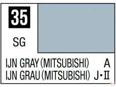 Mr.Hobby - Mr.Color C-035 IJN Gray (Mitsubishi), 10ml