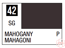 Mr.Hobby - Mr.Color C-042 Mahagony, 10m