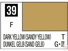 Mr.Hobby - Mr.Color C-039 Dark Yellow (Sandy Yellow), 10ml