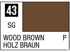 Mr.Hobby - Mr.Color C-043 Wood Brown, 10ml
