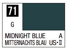 Mr.Hobby - Mr.Color C-071 Midnight Blue, 10m