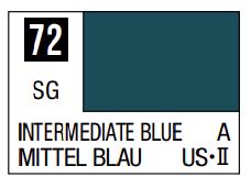 Mr.Hobby - Mr.Color C-072 Intermediate Blue, 10m