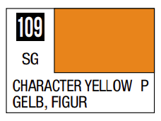 Mr.Hobby - Mr.Color C-109 Character Yellow, 10m