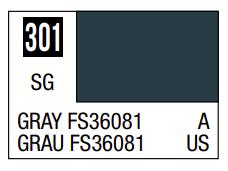 Mr.Hobby - Mr.Color C-301 FS36081 Gray, 10m