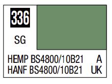 Mr.Hobby - Mr.Color C-336 BS4800/10B21 Hemp, 10m