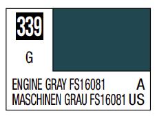 Mr.Hobby - Mr.Color C-339 FS16081 Engine Gray, 10m