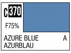 Mr.Hobby - Mr.Color serijos nitro dažai C-370 Azure Blue, 10ml
