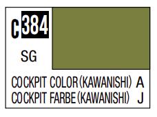 Mr.Hobby - Mr.Color C-384 Cockpit Color Kawanishi, 10m