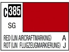 Mr.Hobby - Mr.Color C-385 Red (IJN Aircraft marking), 10ml