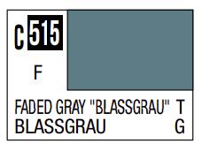 """Mr.Hobby - Mr.Color C-515 Faded Gray """"Blassgrau"""", 10m"""
