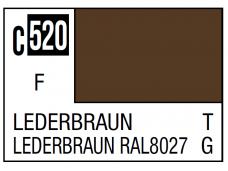 Mr.Hobby - Mr.Color serijos nitro dažai C-520 Lederbraun, 10ml