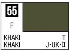 Mr.Hobby - Mr.Color serijos nitro dažai C-055 Khaki, 10m