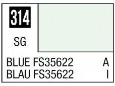 Mr.Hobby - Mr.Color serijos nitro dažai C-314 Blue FS35622, 10ml