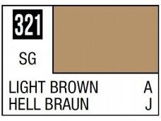 Mr.Hobby - Mr.Color serijos nitro dažai C-321 Light Brown, 10ml