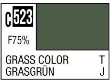 Mr.Hobby - Mr.Color serijos nitro dažai C-523 Grass Color, 10ml