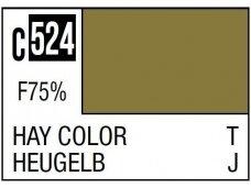 Mr.Hobby - Mr.Color serijos nitro dažai C-524 Hay Color, 10ml