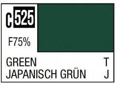 Mr.Hobby - Mr.Color serijos nitro dažai C-525 Green, 10ml