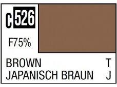 Mr.Hobby - Mr.Color serijos nitro dažai C-526 Brown, 10ml