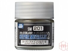 Mr.Hobby - SM-201 Super Fine Silver II, 10ml