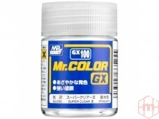 Mr.Hobby - Mr.Color Super Clear III Gloss, 18 ml, GX-100