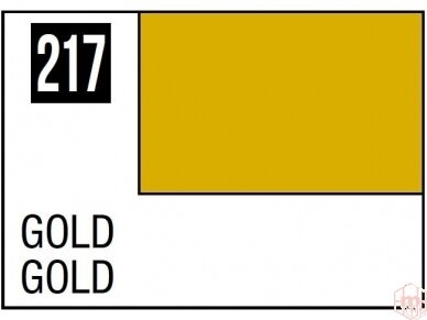 Mr.Hobby - MC-217 Gold, 10ml