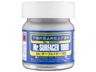 Mr.Hobby - Mr. Surfacer 1000 (gruntas) 40ml, SF-284