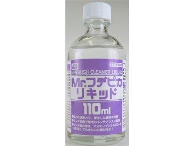 Mr.Hobby - Mr. Brush Cleaner Liquid, 110ml, T-118