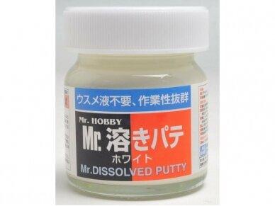 Mr.Hobby - Mr. Dissolved Putty 40ml, P-119