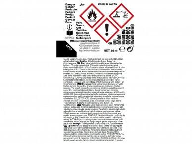 Mr.Hobby - Mr. Finishing Surfacer gruntas 1500 juodas, 40 ml, SF-288 2