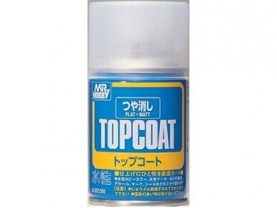 Mr.Hobby - Mr. Top Coat flat 86ml, B-503