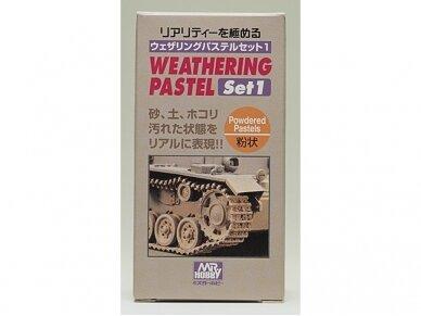 Mr.Hobby - Weathering'o komplektas 1, PP-101 2