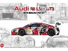 NuNu - Audi R8 LMS GT3 2015 FIA GT3 World Cup, 1/24. 24028