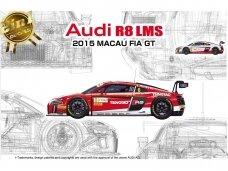 NuNu - Audi R8 LMS GT3 2015 FIA GT3 World Cup, 1/24. 24024